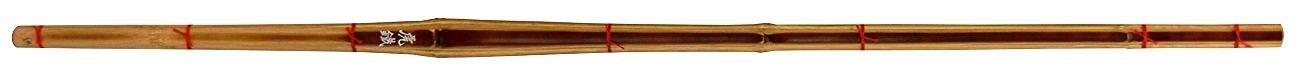 Handcrafted Japanese Bamboo Practice Kendo Shinai: Toratetsu 37 by Samurai market