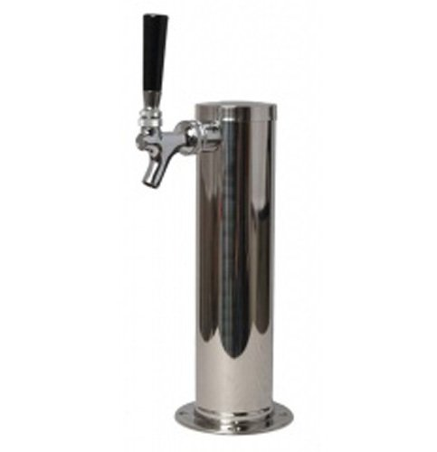 Draft Beer Pump (Eagle Brewing D1320 Draft Beer Tower, Single Faucet)