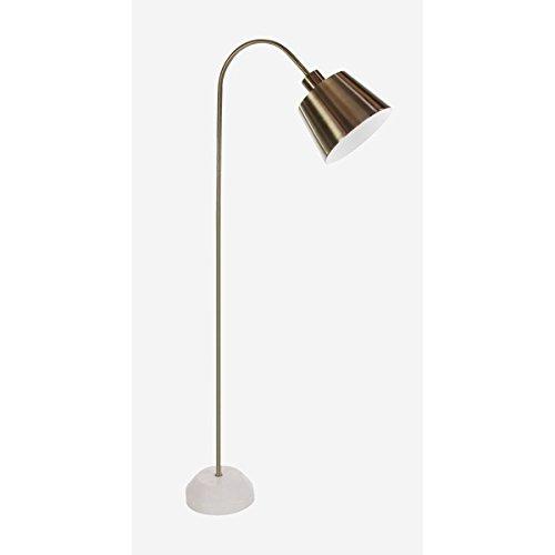 Studio 350 Metal/ Marble 55-inch High Floor Task Lamp (Task Lamp Studio Floor)
