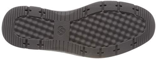A Alto Collo Nero Uomo black Tunsil Clarks Hi Sneaker BqpUq