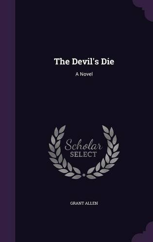 book cover of The Devil\'s Die