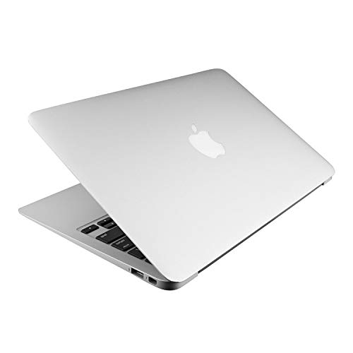 Apple MacBook Air MD760LL/B, Intel Core i5 1.4Ghz, 4gb Ram, 512gb SSD, 13.3-inch Silver (Renewed)