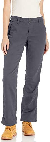 Carhartt Womens Original Fit Fleece Lined Crawford Pant Pants