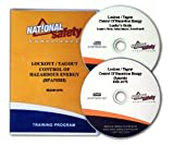 Lockout/Tagout-Control of Hazardous Energy Video Training Kit (Spanish)