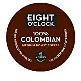 Eight O'Clock Coffee 100% Colombian K-Cups - 48 Count Box