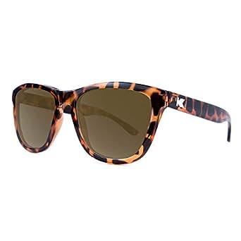 Knockaround Premiums Wayfarer Unisex Sunglasses - Pmam3002-51-18-143 Mm - Brown