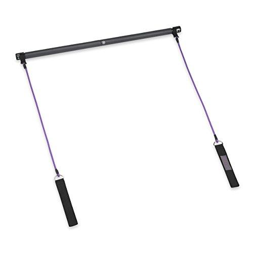 Gaiam Restore Pilates bar Kit - Portable Pilates Bar