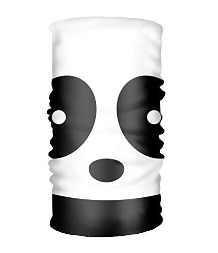 Women Men Animal - Panda Fashion Headscarf Outdoor Sport Headwear Bandanas Multifunction Magic Scarf,Neck Gaiter,hand Wrap,Neck Balaclava For UV Resistence -