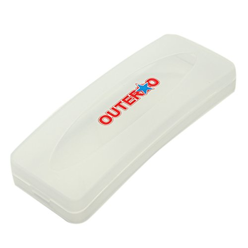 OUTERDO Clip-on Flip-up Sunglasses Case - On Sunglasses For Case Clip