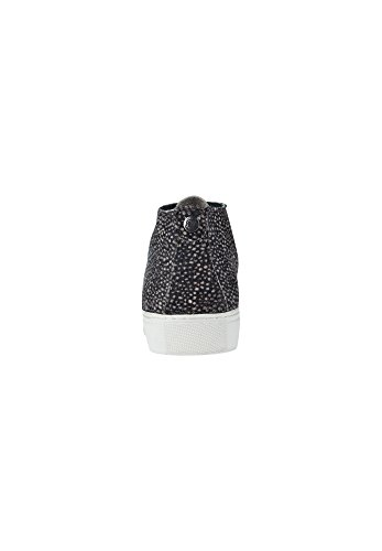 Maruti Damen Schuhe Blizz Hairon Leather frog white black