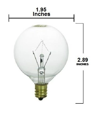 Buy 25w light bulb 120v