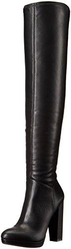 Jessica Simpson Women's Grandie Winter Boot, Black, 8 M US by Jessica Simpson