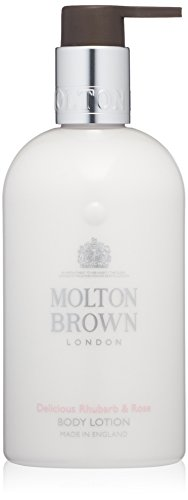 Molton Brown Delicious Rhubarb and Rose Body Lotion, 10 Fl Oz