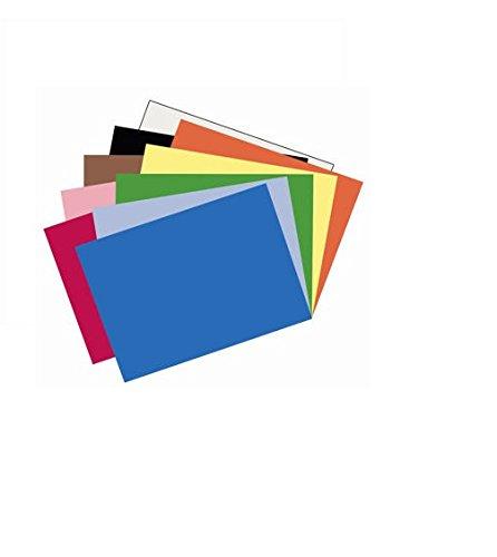 Construction Paper 12X18 Asst Colors 50 ()