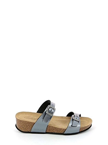 Grunland CB1452 Sandals Women Grey cqaOno
