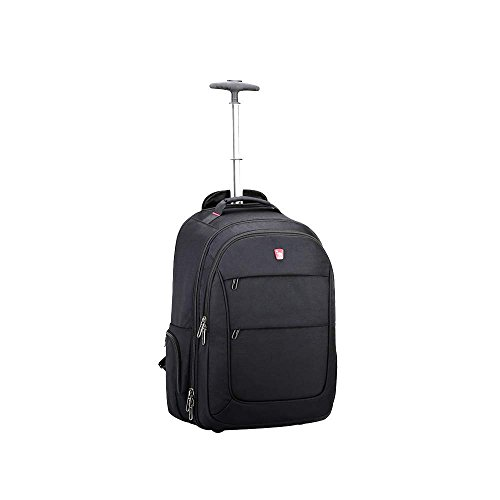 Wheeled Backpack Waterproof Rolling Suitcase product image