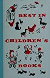 img - for Best in Children's Books Volume 3: Pied Piper of Hamelin Town, Ugly Duckling, Yonie Wondernose, Owl and the Pussy-Cat, Chicken-Little, We Live in Air, Little Folk's Party, Kiki Loves Music, Dog Friends, Benjamin Franklin (Abridged) and This Is Mexico book / textbook / text book