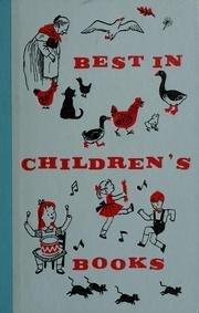 Best in Children's Books, Volume 25