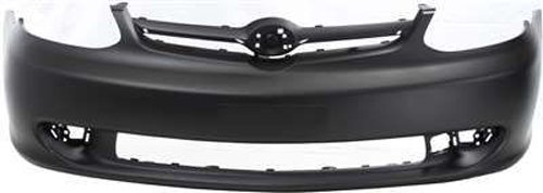 Crash Parts Plus Primed Front Bumper Cover Replacement for 2003-2005 Toyota Echo (Toyota Echo Front Bumper)