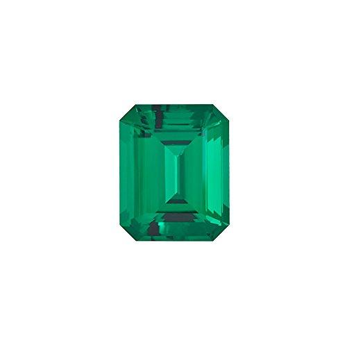 9x7mm Emerald - 6
