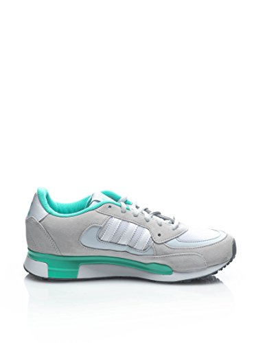 femme 850 Baskets mode W Originals Verde Gris adidas Zx Blanco xnqwYAH