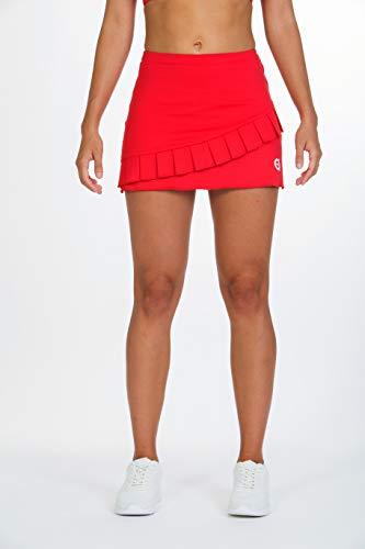 a40grados Sport & Style, Falda Flex, Mujer, Tenis y Padel (Paddle): Amazon.es: Deportes y aire libre