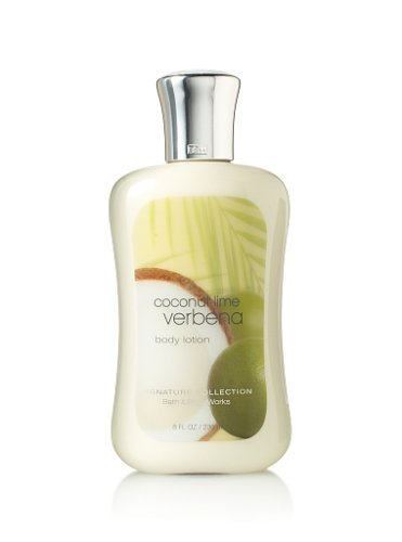 Bath & Body Works Coconut Lime Verbena Body Lotion 8oz