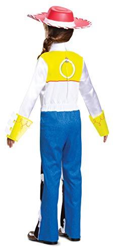 31LM%2BTVhorL - Disney Pixar Jessie Toy Story 4 Deluxe Girls' Costume