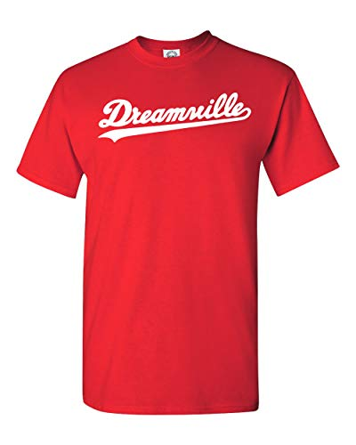 J. Cole Dreamville T-Shirt 4 Your Eyez Only Tour Rap Hip Hop Cole World Men S-3X (M, Red) (4 Your Eyez Only J Cole Shirt)