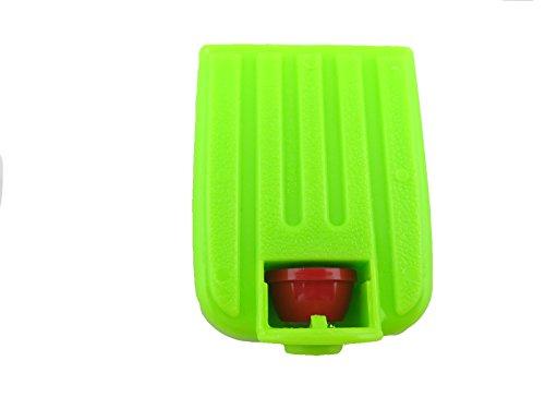Fisher-Price Kawasaki Tough Trike - Green Replacement Pedal ()