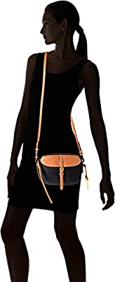 Fossil Kendall Crossbody-Black