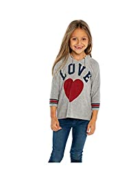 Chaser Kids Team Love Fleece