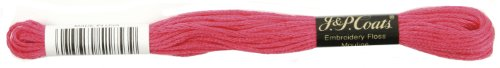 C&C 6-Strand Embroidery Floss 8.75yd-Watermelon, used for sale  Delivered anywhere in USA