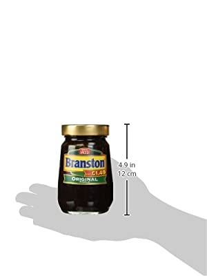 Branston Pickle Gold Top 360g Pack of 2