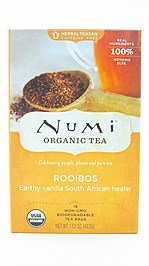 Numi Organic Tea Herb Red Mellow Bsh Rooibos, 18 ct