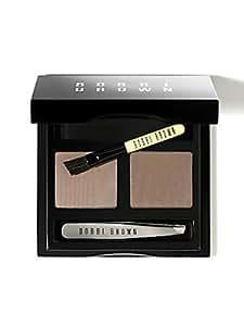 Amazon Com Bobbi Brown Light Brow Kit Cement Birch