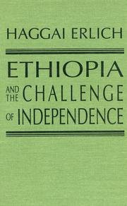 Ethiopia and the Challenge of Independence