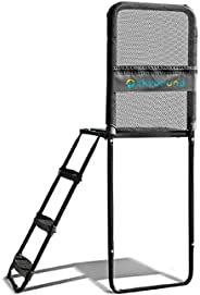 SkyBound Trampoline Platform Ladder