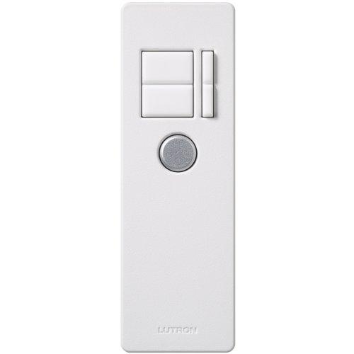 - Lutron Maestro IR Remote Control, MIR-ITFS-WH, White
