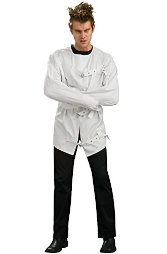 Strait Jacket Costume - Standard - Chest Size (Straight Jacket Costumes)