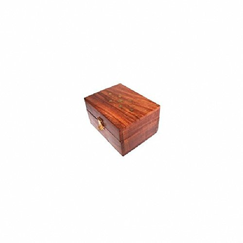 Ancient Wisdom Aromatherapy Wooden Box-holds 12x10ml bottles by Ancient Wisdom