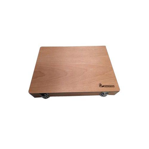 SG Education WOODBOX - Caja vacía de madera para kit TG: Amazon.es: Industria, empresas y ciencia