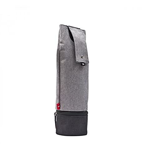Valira bolsa térmica para botellas de 1.5 L gris: Amazon.es: Hogar
