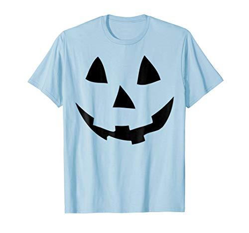 Funny HALLOWEEN JACK O'LANTERN Smiling Pumpkin T-Shirts ()