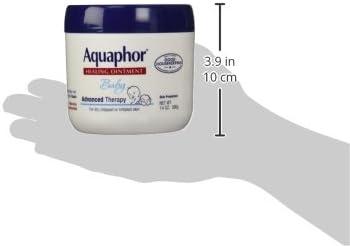 31LMKzZm88L. AC - Aquaphor Baby Healing Ointment - Advance Therapy For Diaper Rash, Chapped Cheeks And Minor Scrapes - 14 Oz Jar