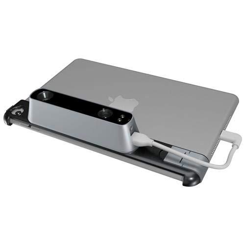 Occipital Structure 3D Sensor with Precision Bracket for iPad mini 4, Silver