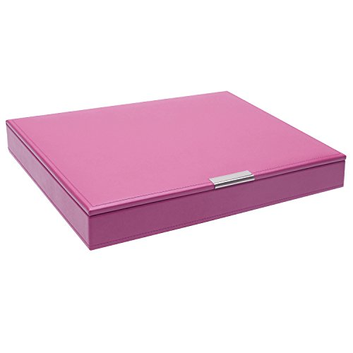Orchid Faux Leather - 8