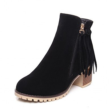 RTRY Women'S Boots Spring Fall Winter Platform Comfort Novelty Patent Leather Leatherette Wedding Office &Amp; Career Dress Casual Party &Amp; Evening US6 / EU38 / UK5 Big Kids BOeVMMWpBk