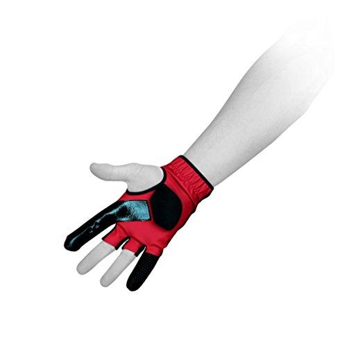 Storm STPG LR Bowling Glove, Black/Red, -