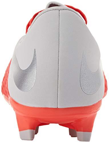 Grey Hombre Fútbol Fg Crimson 3 Para Academy Zapatillas lt Grey Dark 001 Nike De wolf Hypervenom Multicolor mtlc qHx8F16